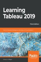 Okładka książki Learning Tableau 2019