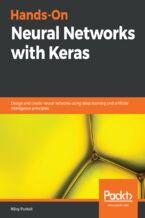Okładka książki Hands-On Neural Networks with Keras