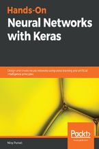 Okładka książki Hands-On Neural Networks with Keras
