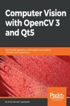 Okładka książki Computer Vision with OpenCV 3 and Qt5