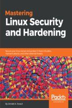 Okładka książki Mastering Linux Security and Hardening