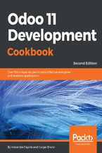 Okładka książki Odoo 11 Development Cookbook - Second Edition