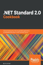 Okładka książki .NET Standard 2.0 Cookbook