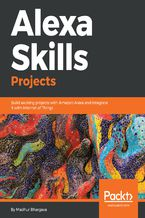 Okładka książki Alexa Skills Projects