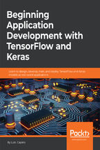Okładka książki Beginning Application Development with TensorFlow and Keras