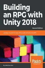 Okładka książki Building an RPG with Unity 2018