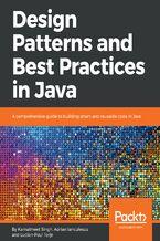 Okładka książki Design Patterns and Best Practices in Java