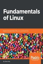 Okładka książki Fundamentals of Linux