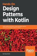 Okładka książki Hands-On Design Patterns with Kotlin