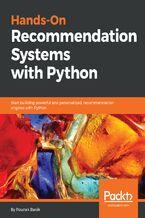 Okładka książki Hands-On Recommendation Systems with Python