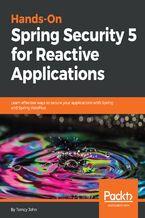 Okładka książki Hands-On Spring Security 5 for Reactive Applications