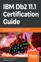 Okładka książki IBM Db2 11.1 Certification Guide