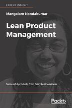 Okładka książki Lean Product Management