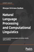 Okładka książki Natural Language Processing and Computational Linguistics