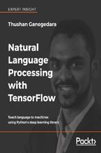 Okładka książki Natural Language Processing with TensorFlow