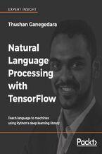 Okładka książki Natural Language Processing with TensorFlow