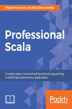 Okładka książki Professional Scala