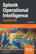 Okładka książki Splunk Operational Intelligence Cookbook
