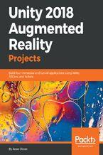 Okładka książki Unity 2018 Augmented Reality Projects