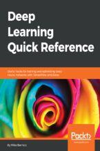 Okładka książki Deep Learning Quick Reference