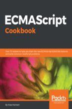 Okładka książki ECMAScript Cookbook