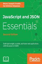 Okładka książki JavaScript and JSON Essentials