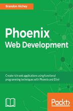 Okładka książki Phoenix Web Development