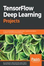 Okładka książki TensorFlow Deep Learning Projects