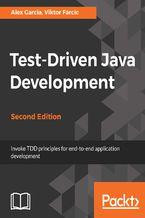 Okładka książki Test-Driven Java Development, Second Edition