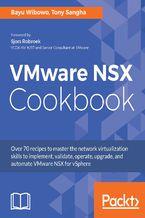 Okładka książki VMware NSX Cookbook