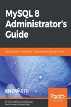 Okładka książki MySQL 8 Administrator's Guide