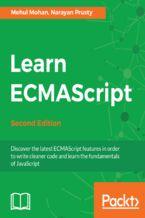 Okładka książki Learn ECMAScript - Second Edition