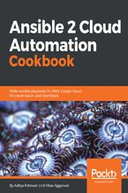 Okładka książki Ansible 2 Cloud Automation Cookbook