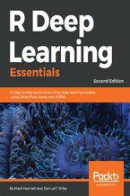 Okładka książki R Deep Learning Essentials