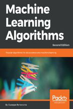 Machine Learning Algorithms. Second edition