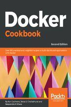 Okładka książki Docker Cookbook
