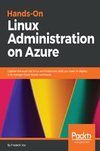 Okładka książki Hands-On Linux Administration on Azure