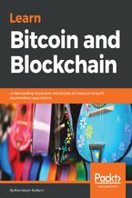 Okładka książki Learn Bitcoin and Blockchain