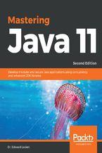 Okładka książki Mastering Java 11