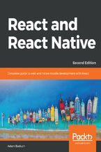 React and  React Native. Second edition