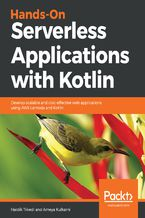 Okładka książki Hands-On Serverless Applications with Kotlin