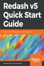 Okładka książki Redash v5 Quick Start Guide