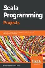 Okładka książki Scala Programming Projects