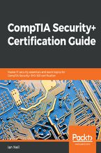 Okładka książki CompTIA Security+ Certification Guide