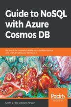 Okładka książki Guide to NoSQL with Azure Cosmos DB