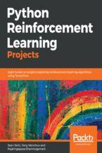 Okładka książki Python Reinforcement Learning Projects