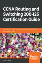 Okładka książki CCNA Routing and Switching 200-125 Certification Guide