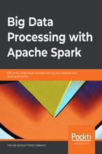 Okładka książki Big Data Processing with Apache Spark