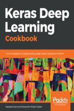 Okładka książki Keras Deep Learning Cookbook