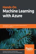 Okładka książki Hands-On Machine Learning with Azure